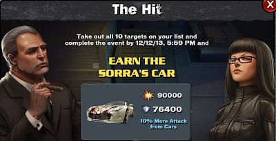 Sorra's Car