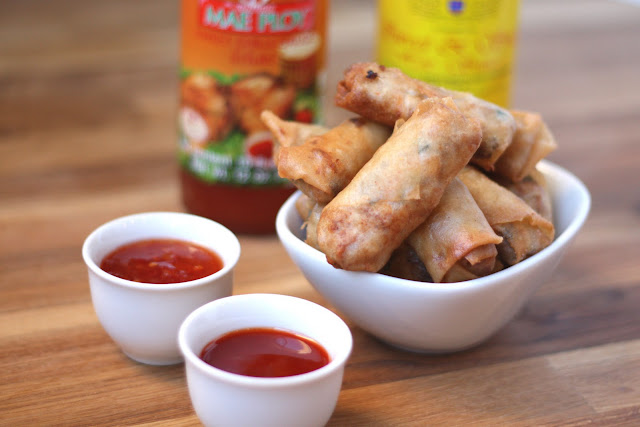 Filipino Lumpia recipe by Barefeet In The Kitchen