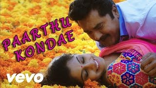 Sandamarudham – Paarthu Kondae Video _ Sarath Kumar, Oviya _ James Vasanthan