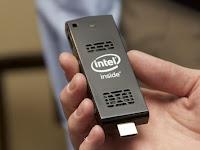 PC Mini Ini Hanya Seukuran Flashdisk - Intel Compute Stick