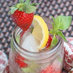 the best strawberry basil mojito recipe