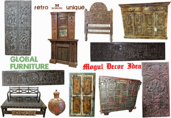 Indian Wooden Furnitures