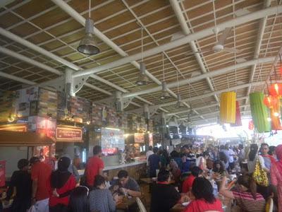 Maknyus Makan di Pasar Apung Sentul City Bogor