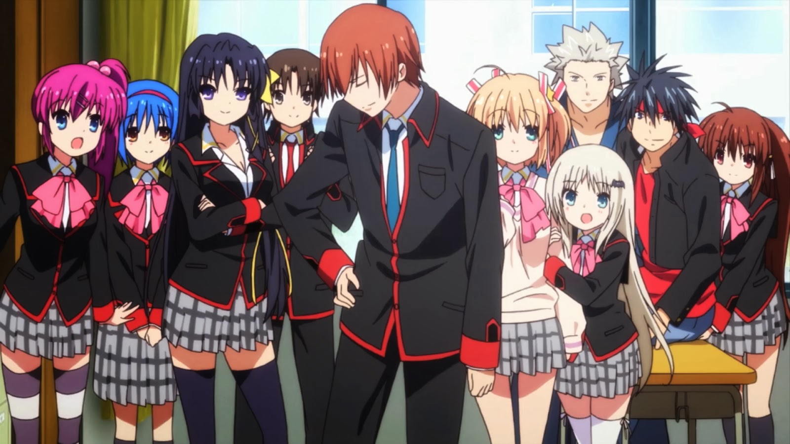 Download Little Busters! Full Episode