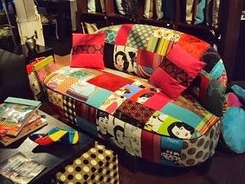 Dise adora lucia casanova nueva linea de muebles y for Classic muebles uruguay