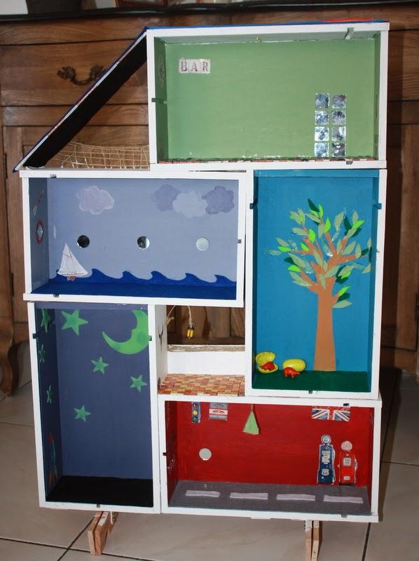 une chambre moi diy suite une maison garage a roport. Black Bedroom Furniture Sets. Home Design Ideas
