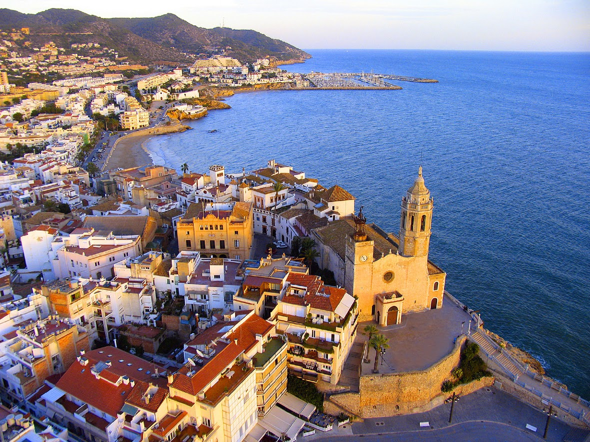 Sitges...The best day trip from Barcelona