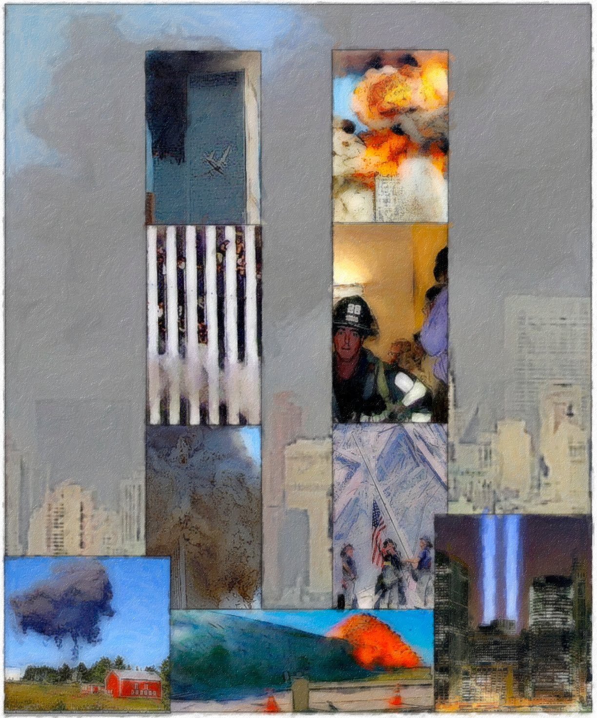 Hope n' Change Cartoons commemorates the 10th anniversary of the 9/11 attacks, hope and change, hopenchange, stilton jarlsberg, tea party