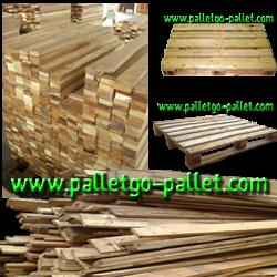 Giá gỗ thông pallet