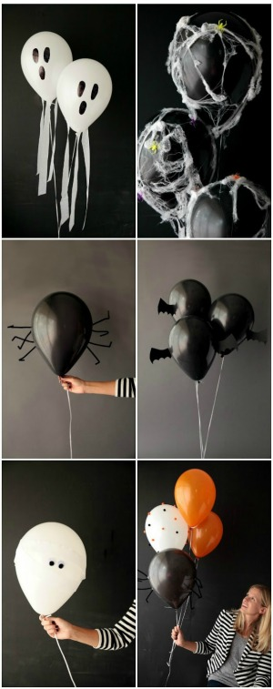 Halloween Project: DIY Balloons!