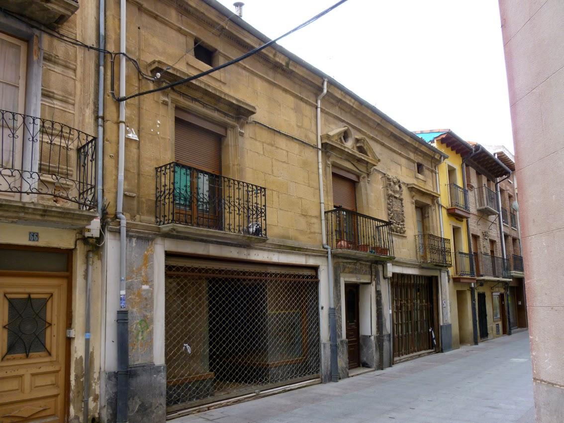 Casas solariegas en la rioja 215 santo domingo de la calzada xix calle pinar 64 - Casa rural santo domingo dela calzada ...