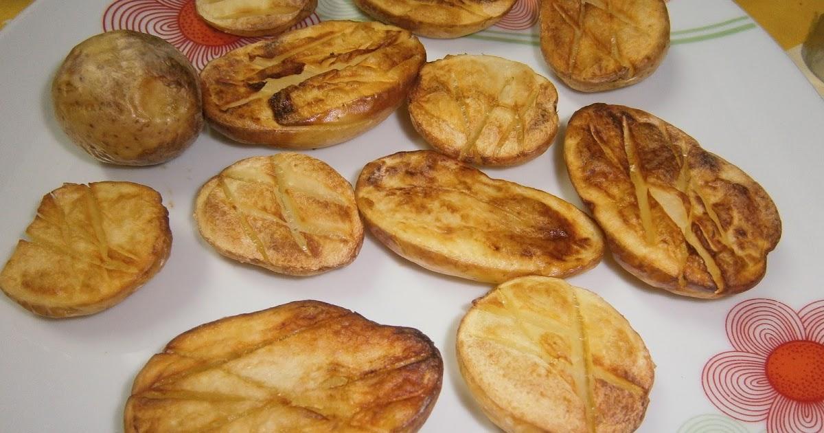 Cocina con xena patatas asadas en horno de convecci n - Robot de cocina alcampo ...