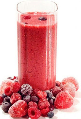 Berry Good Yogurt Smoothies - Tart and Sweet