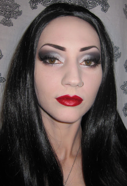 We met a lot of cool people and got a lot of compliments on our costumes. People said we were the best Morticia and Gomez theyu0027d ever seen.  sc 1 st  Glitter is my crack... & Glitter is my crack...: Morticia u0026 Gomez Addams Halloween Costume ...