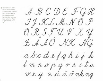 Fancy Handwriting Styles Cursive Writing