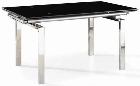 T preguntas donde comprar una mesa extensible de for Mesa cristal oca