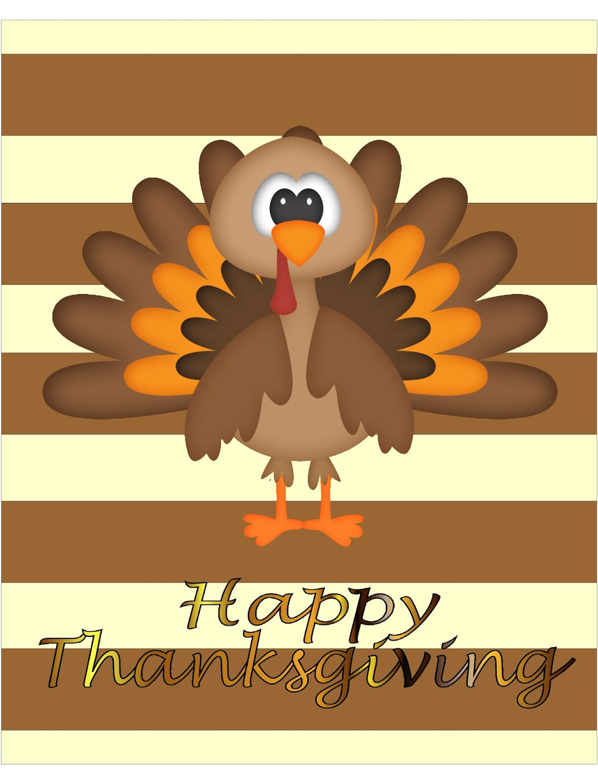 Thanksgiving Classroom Wall Decor : Family thanksgiving printable wall decorations everyday