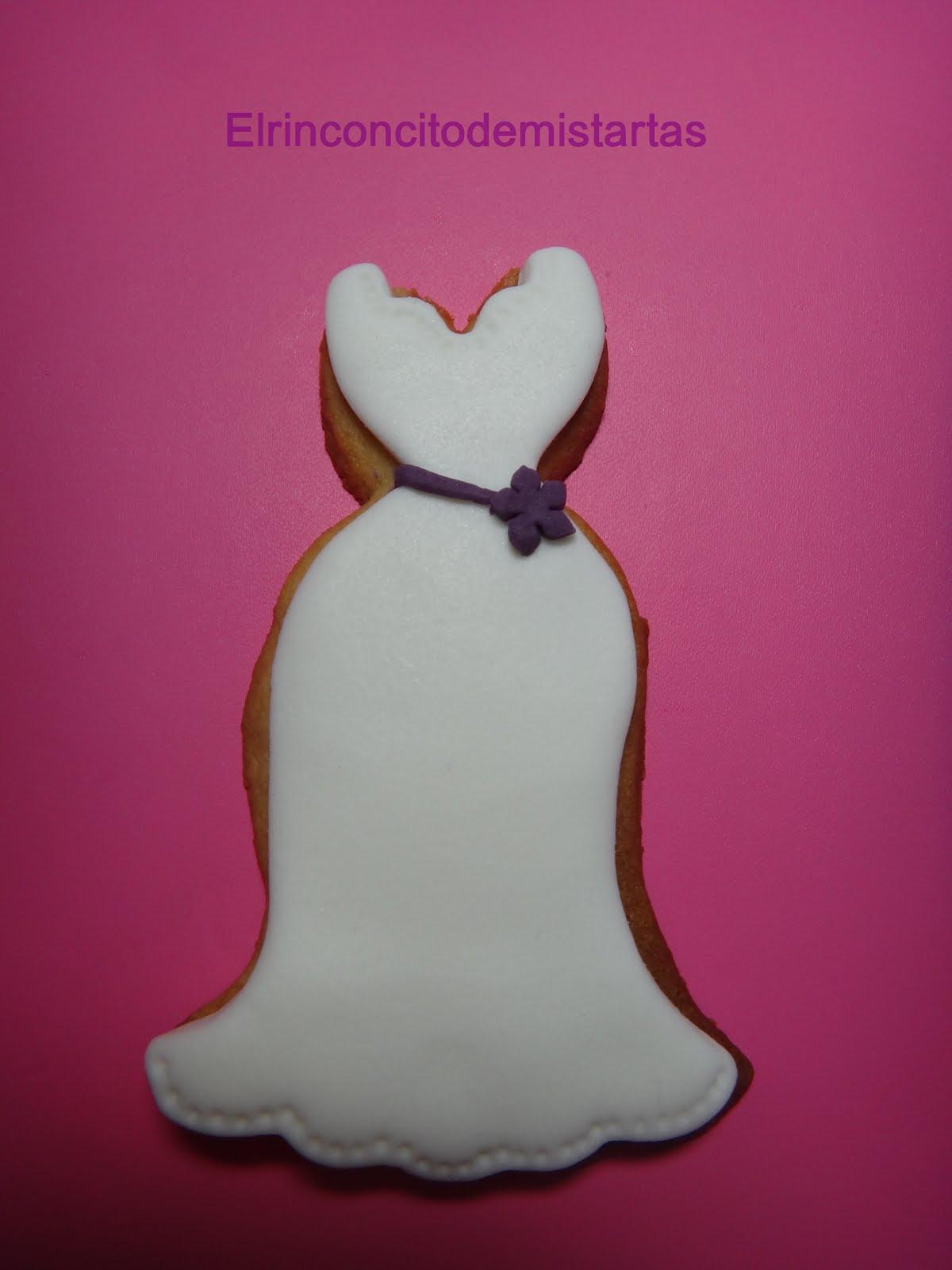 El rinconcito de mis tartas: Galletas decoradas para boda