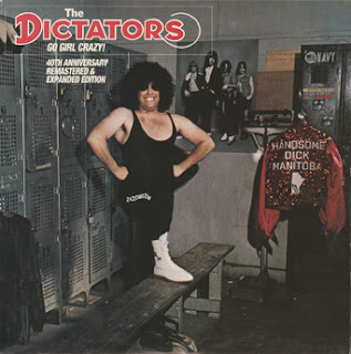 The Dictators' The Dictators Go Girl Crazy!