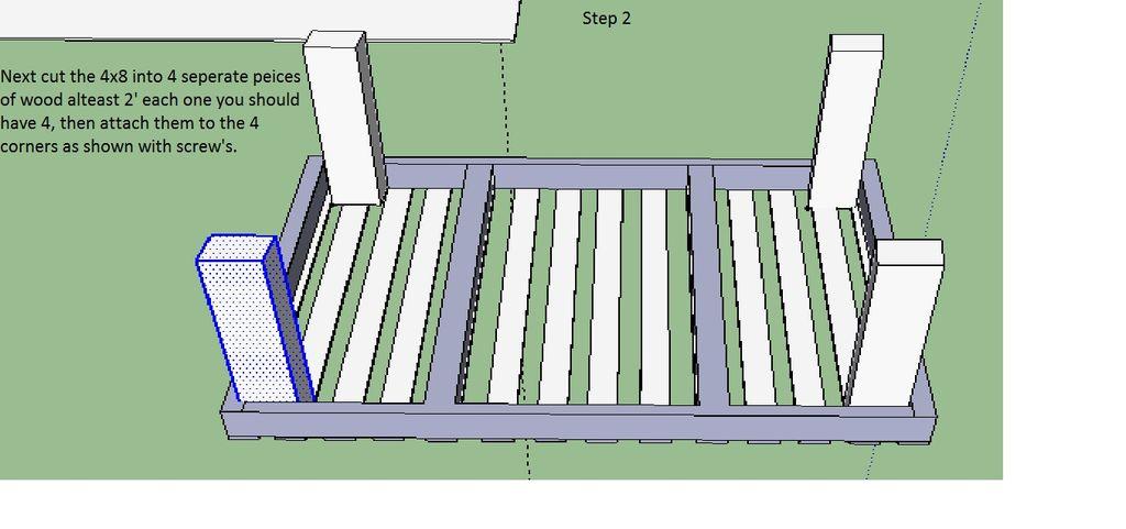 Gu a con planos para hacer una mesa for Muebles con palets planos