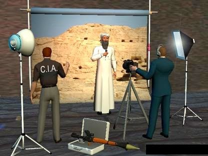 Osama Bin Laden, CIA agent