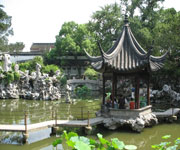 Classical Gardens of Suzhou China