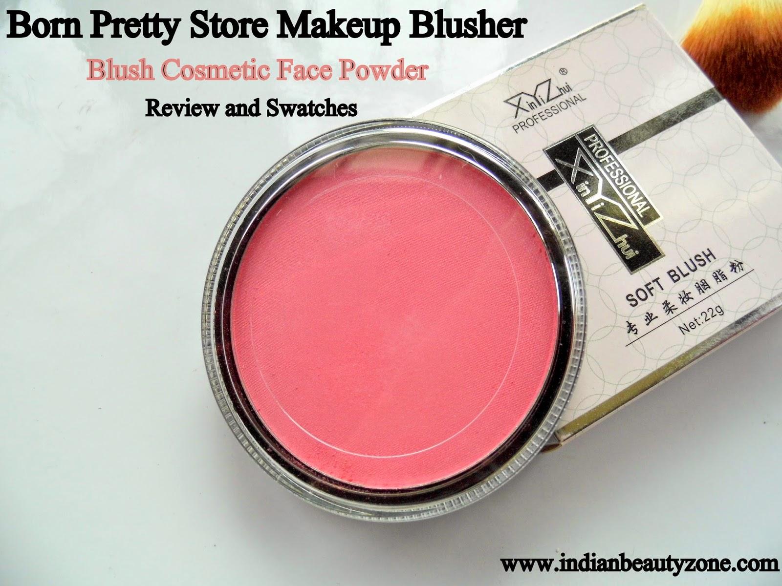 Best affordable pink blusher