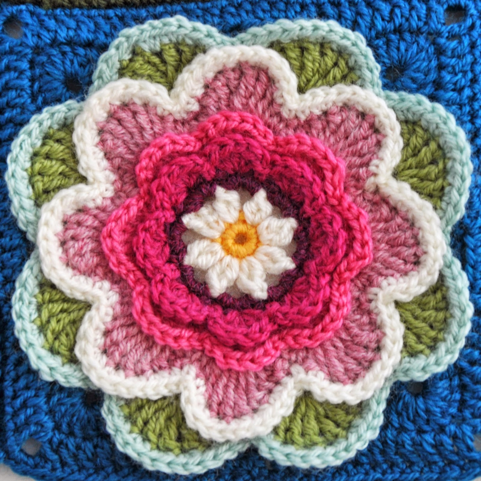 Crochet Along : Crochet Along