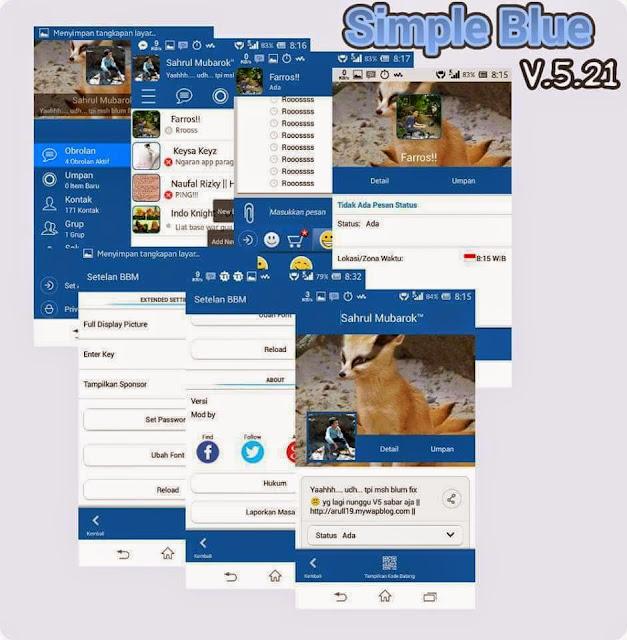 BBM Mod Untuk Android Bagian 22