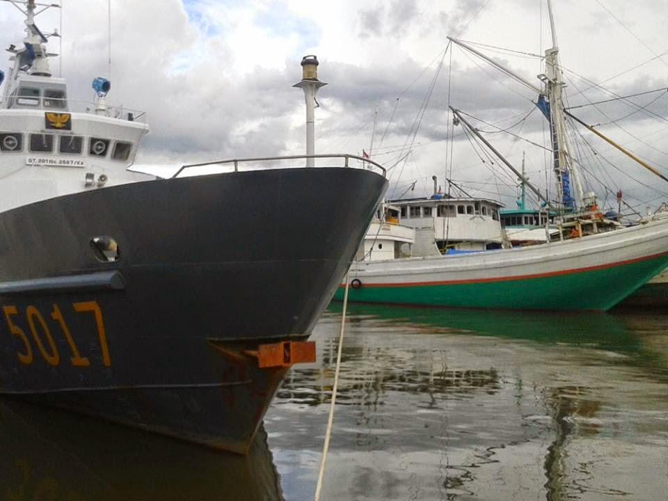 Mabes Polri Amankan 240 Ton Solar Ilegal dari Kapal Bima