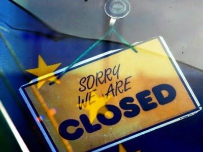 Евросоюз закрыт, и все вопросы о нем тоже