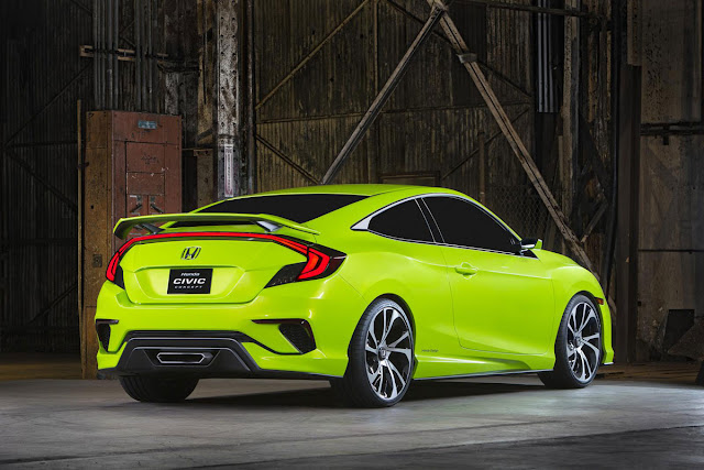 All-New Honda Civic Hybrid