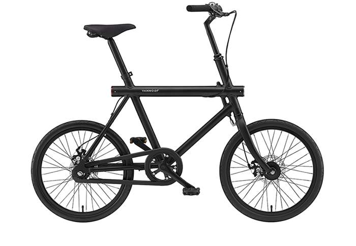 Vanmoof serie T black