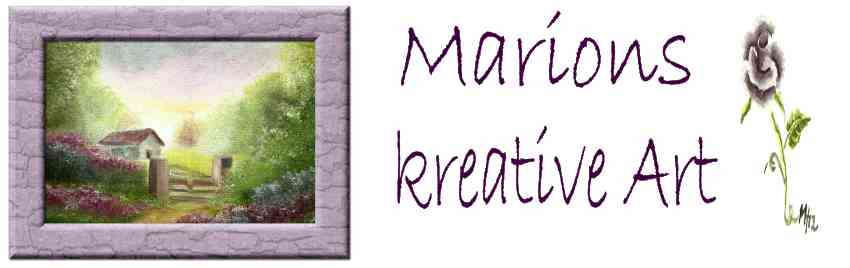 Marions kreative Art