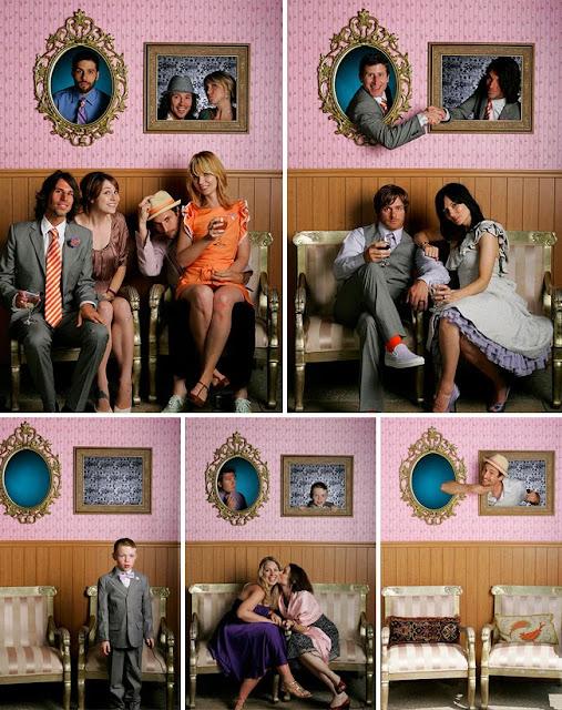 les mariages arc en ciel 50 inspirations pour cr er un photobooth. Black Bedroom Furniture Sets. Home Design Ideas