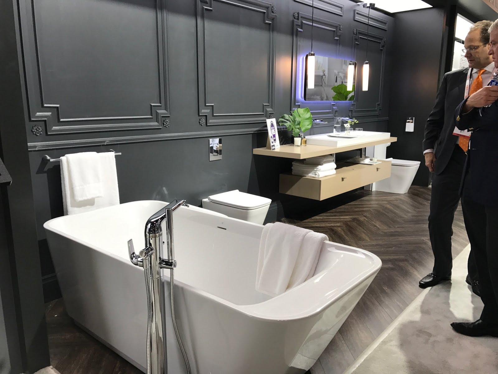 EMI Interior Design, Inc: Vanity Cabinetry re-imagined by DXV and OH ...