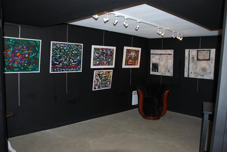 Expo galerie des Corsaires 2011