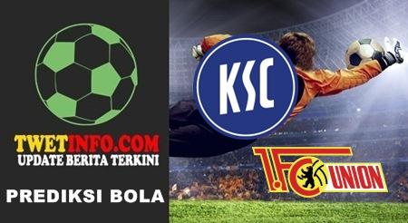 Prediksi Karlsruher vs Union Berlin, 2 Bundesliga 12-09-2015