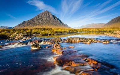 Paisaje Natural - Wonderful Landscape - Río y Montañas
