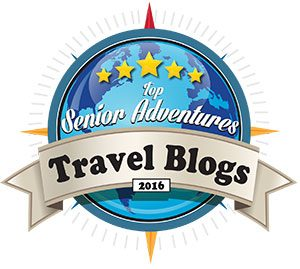 Best Senior Adventure Blogger 2016