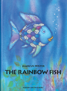 The rainbow fish wednesday ell blog for The rainbow fish by marcus pfister