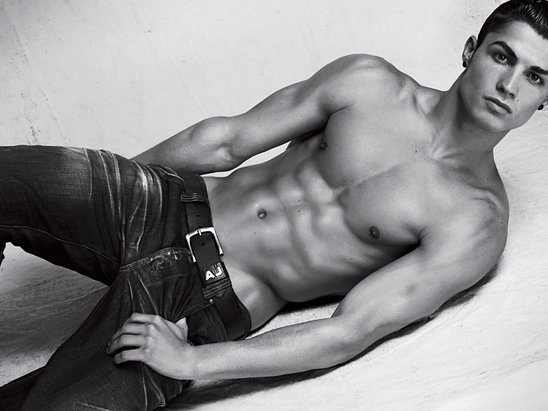 Hot black male models