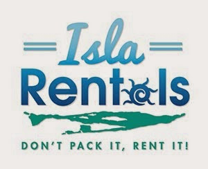 Isla Rentals:  Delivered to your Isla location! Don't Pack it, Rent it!