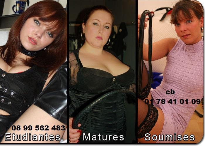 mature en collant dominatrice severe