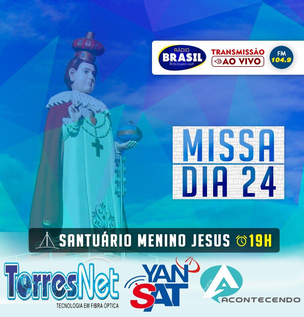Transmissão Ao Vivo Radio Brasil 104.9