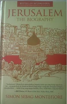 Buku Jerusalem The Biography Versi Bahasa Indonesia