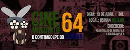 ACOMPANHE O CINE MOSQUITO NO USINA4