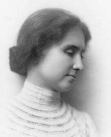 helen keller adult years