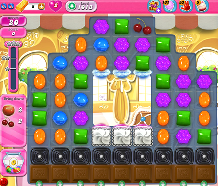 Candy Crush Saga 1013