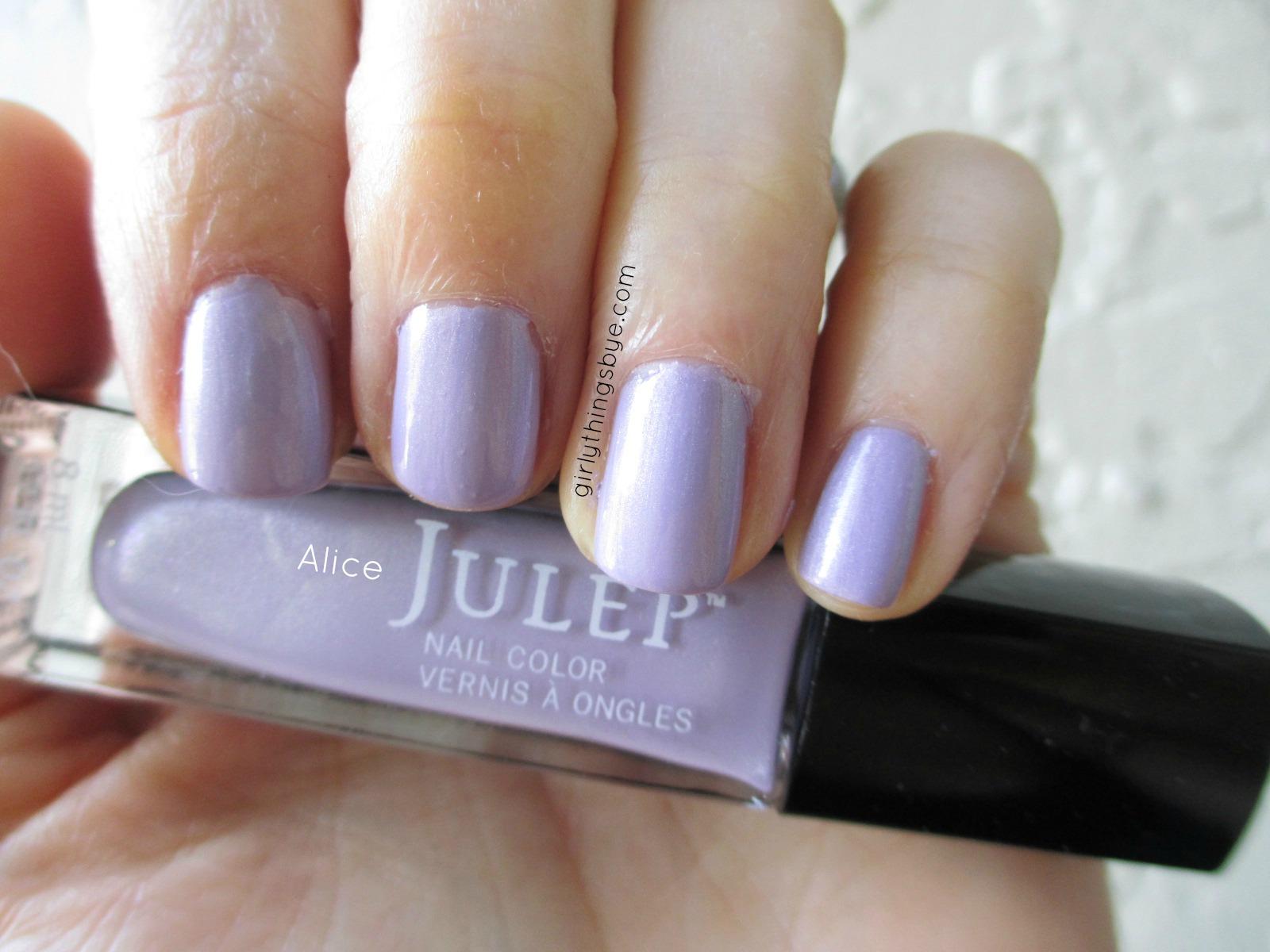 Manicure Monday: Julep Maven May | @girlythingsby_e | Beauty Chit Chat